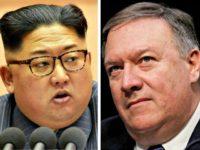 Kim Jong-un,Pompeo
