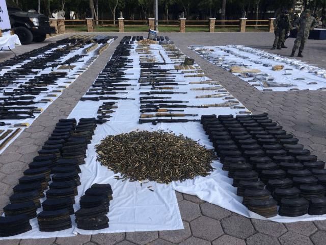 Laredo Guns Main