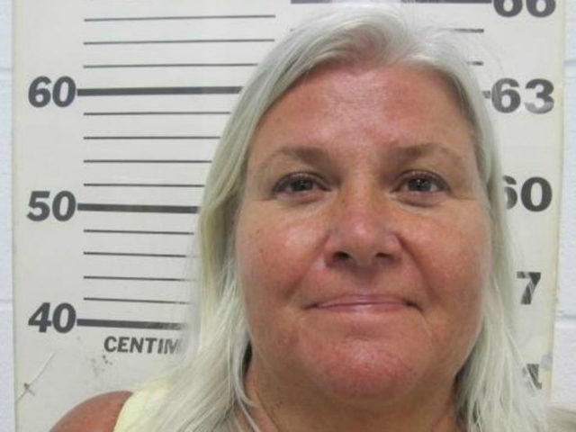 Law enforcement arrested 56-year-old Lois Riess for the alleged murder of her husband and a woman whose identity she may have wanted to steal.