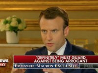 French President Emmanuel Macron: I'm Here to Make France Great Again