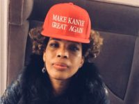 Grammy-Winning Singer Macy Gray Sports 'Make Kanye Great Again' Hat