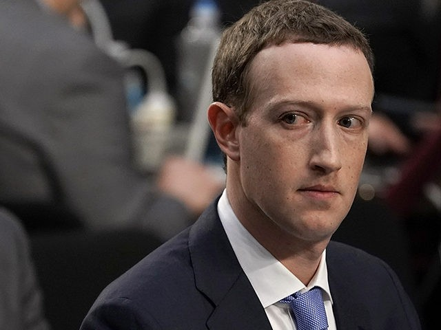 WASHINGTON, DC - APRIL 10: Facebook co-founder, Chairman and CEO Mark Zuckerberg testifies before a combined Senate Judiciary and Commerce committee hearing in the Hart Senate Office Building on Capitol Hill April 10, 2018 in Washington, DC. Zuckerberg, 33, was called to testify after it was reported that 87 million …