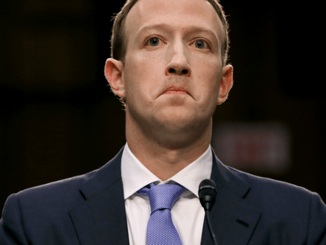 Mark Zuckerberg frowning