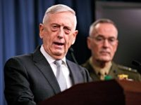 Mattis: 'We're Going to Expand' Anti-Islamic State Fight in Syria