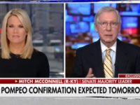 McConnell: Trump 'Has a Very Legitimate Complaint' on Appointment Confirmations