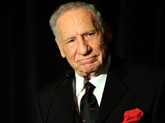 Actor Mel Brooks speaks onstage at the 36th Annual Los Angeles Film Critics Association Awards at the InterContinental Hotel on January 15, 2011 in Century City, California. (Photo by Alberto E. Rodriguez/Getty Images)