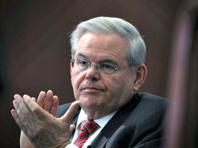 Menendez Applauds
