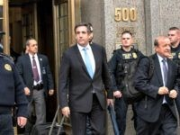 Michael Cohen, Court