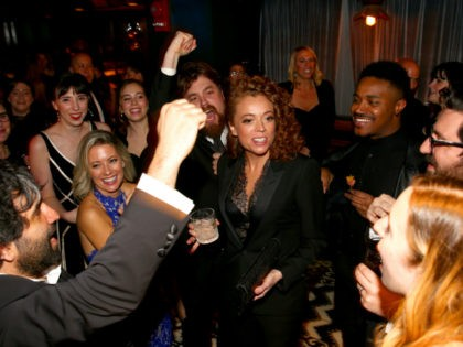 Comedian Michelle Wolf attends the Celebration After the White House Correspondents' Dinner hosted by Netflix's The Break with Michelle Wolf on April 28, 2018 in Washington, DC. (Photo by Tasos Katopodis/Getty Images for Netflix)