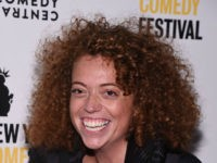 Michelle Wolf attends Comedy Central's New York Comedy Festival Kick-Off Party Celebration on November 3, 2016 in New York City. (Photo by Ilya S. Savenok/Getty Images for Comedy Central)