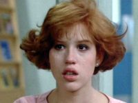 The Breakfast Club, Molly Ringwald as a Crying Claire Standish