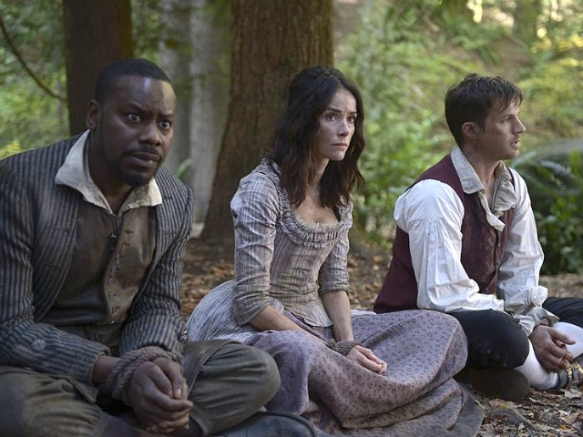 NBC's 'Timeless' Mocks Christians: 'God Doesn't Exist'