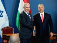 Netanyahu Orban (Karoly Arvai / AFP / Getty)