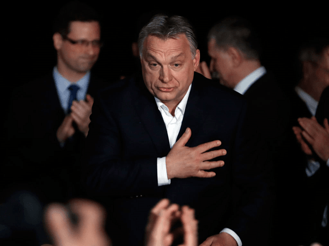 Orban to use landslide victory to move against foreign NGOs