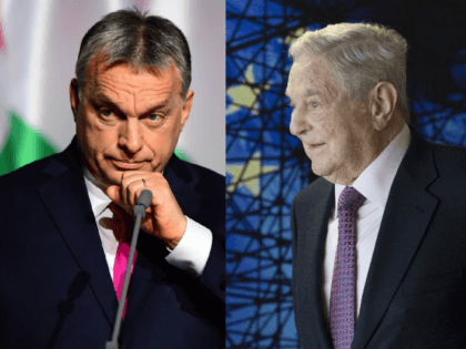 Viktor Orbán: Today's European Institutions Serve the 'Interests of George Soros'