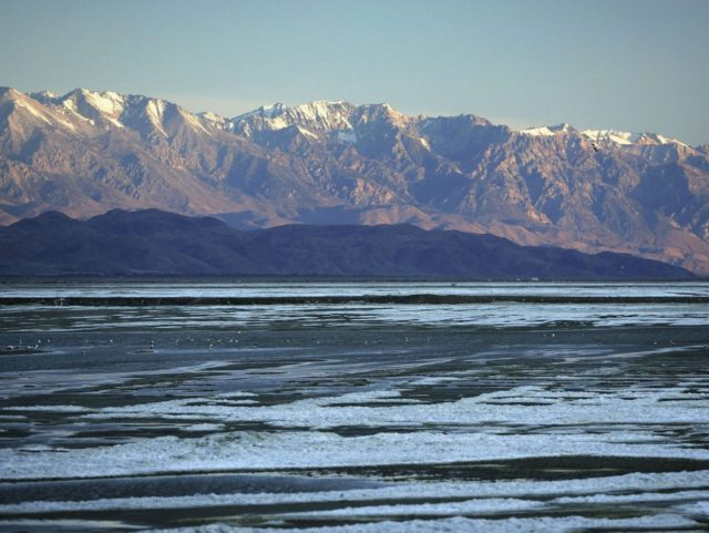 Owens Lake (David McNew / Getty)