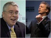 Patrick Morrisey and Rand Paul collage