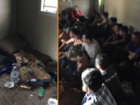Human Smuggling Stash House - Photo: U.S. Border Patrol