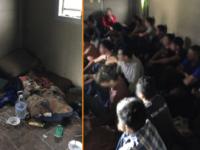 Human Smuggling Stash House - Photo: U.S. Border Patrol