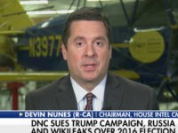 Nunes: DNC Lawsuit a 'Joke' — They Should 'Sue Themselves'