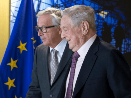 European Union Advocates For Soros-Funded 'Independent Fact Checkers' to Combat 'Fake News'