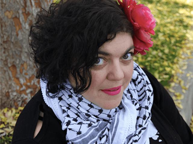 Bush-Hating Fresno State Professor Randa Jarrar Risks Clogging Mental Health Crisis Hotline with Twitter Prank | Breitbart