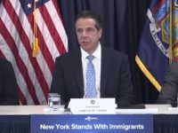 NY Gov. Cuomo: ICE Enforcement Is 'Alarming … Frightening … Has to Stop'