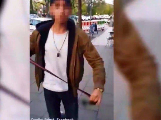 Attacker in Berlin skullcap case turns himself in to police