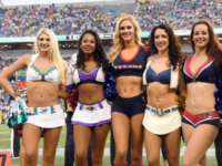 Activist 'USA Today' Sports Writer Launches the War on Cheerleading in the NFL