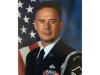 Retired Air Force Senior Master Sgt. Oscar Rodriguez