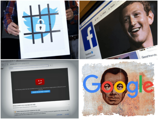 Report: White House Drafts Executive Order to Investigate Big Tech | Breitbart