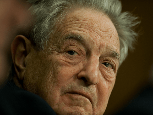 Fitton: Judicial Watch Sues for More George Soros Documents | Breitbart