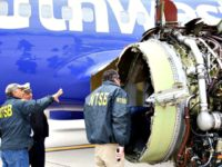 Southwest Engine Explosion