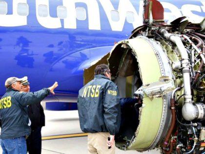 Southwest Engine Explosion