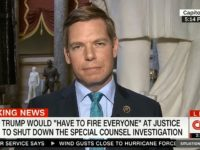 Swalwell: Democracy Is 'Under Assault by President Trump and Fixers in Congress'