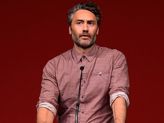 Filmmaker Taika Waititi speaks onstage at the Awards Night Ceremony during the 2015 Sundance Film Festival at the Basin Recreation Field House on January 31, 2015 in Park City, Utah. (Photo by Michael Loccisano/Getty Images for Sundance)