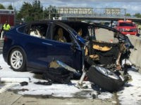 Tesla said in a statement Wednesday that the only way last month's fatal Model X accident could have occurred was if the driver, Walter Huang, was not paying attention.