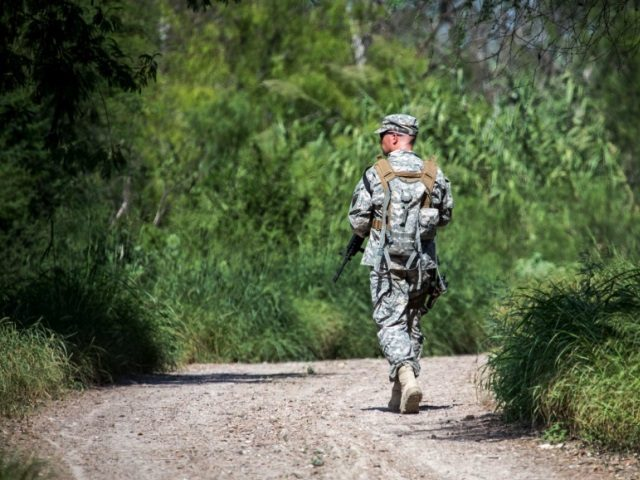 Military Dept: Texas Governor Boosts National Guard Presence on Mexican Border