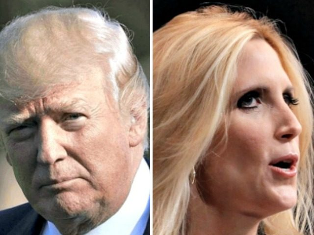 Trump, Coulter
