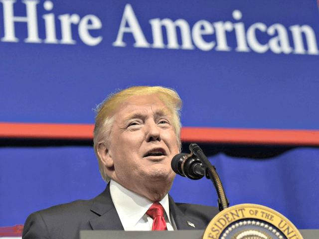 Trump, Hire American