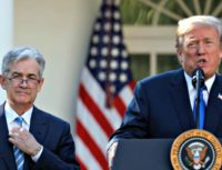Trump, Jerome Powell