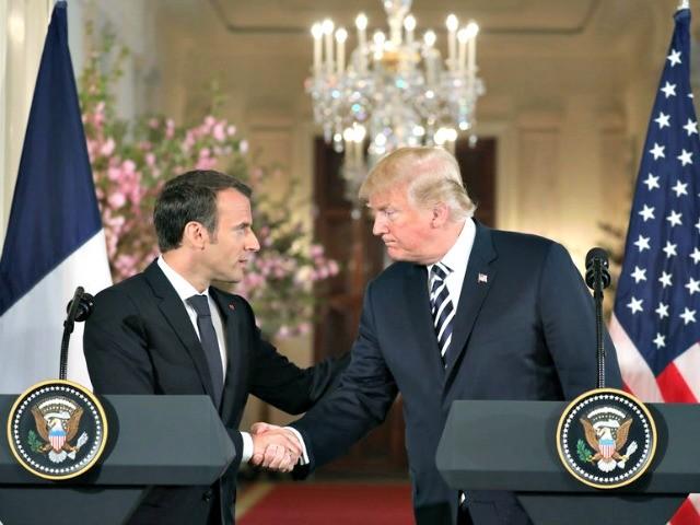 Trump 'Told Macron EU Is Worse than China,' Slams Car Tariffs