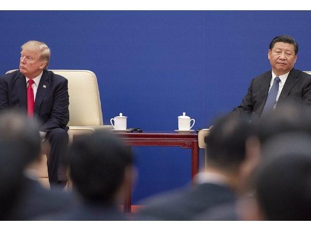 Trump, Xi far apart
