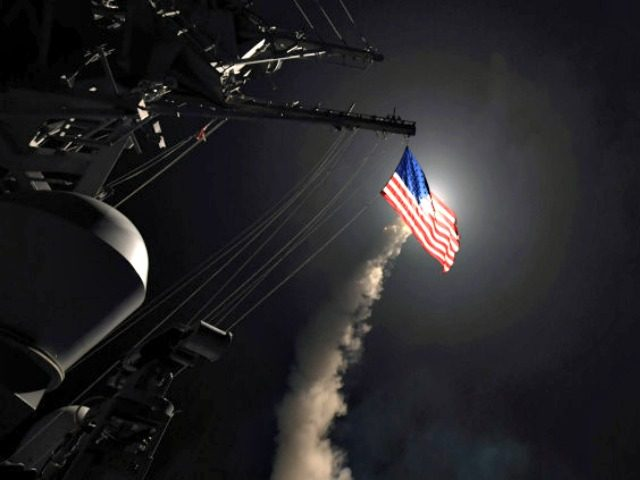 _US Blasts Syria Base