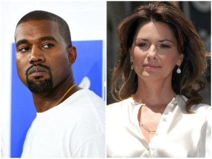 Nolte: Kanye West Is a Man. Shania Twain Is a Mouse.