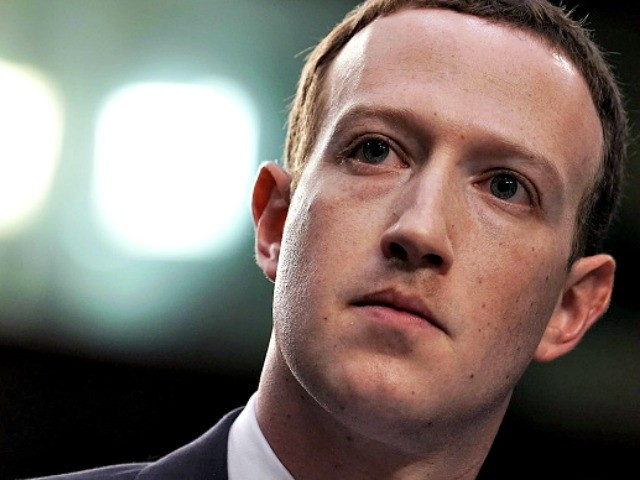 Zuckerberg Confirms Facebook Is Working with Robert Mueller's Investigation