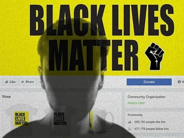 Fake Black Lives Matter Facebook page run by Australian union official