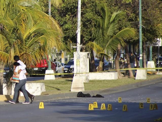 cancun scene ap