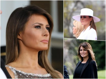 PHOTOS: How Melania Trump Glammed Up Her Birthday Week in High Fashion