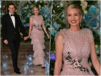 PHOTOS: Ivanka Trump, Jared Kushner Headline Arrivals at State Dinner with French President